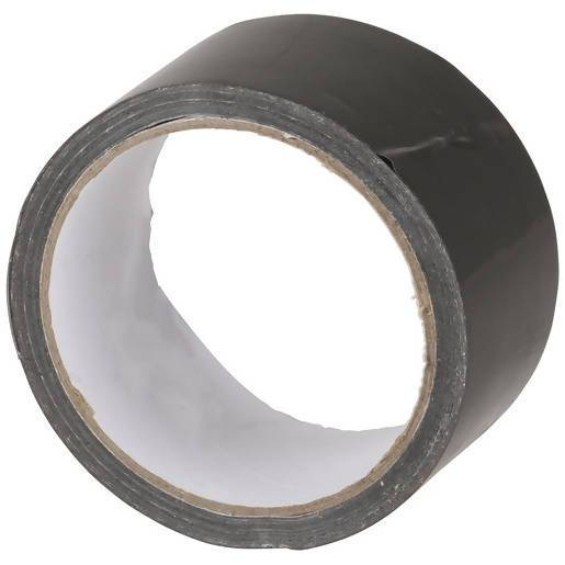 Budget 48mm Black Cloth Tape - 10m Roll - Local Kiwi Deals