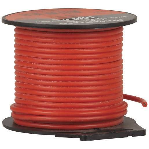 Heavy Duty Silicone Hook Up Wire 10m Handy Pack Red - Local Kiwi Deals
