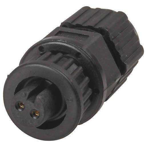 IP67 Harsh Environment Circular Sockets- 2 Pin Line Socket - Local Kiwi Deals