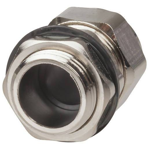 IP68 Nickel Plated Copper Cable Glands 6 to 12mm (Pack of 2) - Local Kiwi Deals