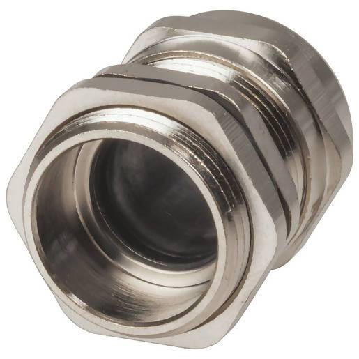 IP68 Nickle Plated Copper Cable Glands 10 to 14mm Pack of 2 - Local Kiwi Deals