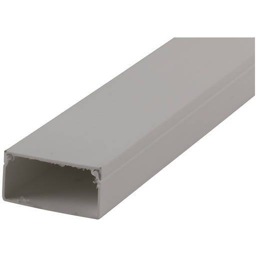 Rectangular Cable Duct 50 x 25mm - 1m - Local Kiwi Deals