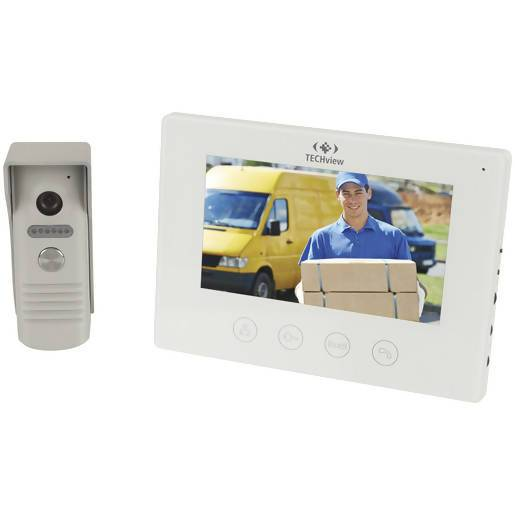 7 LCD Wired Video Doorphone - Local Kiwi Deals