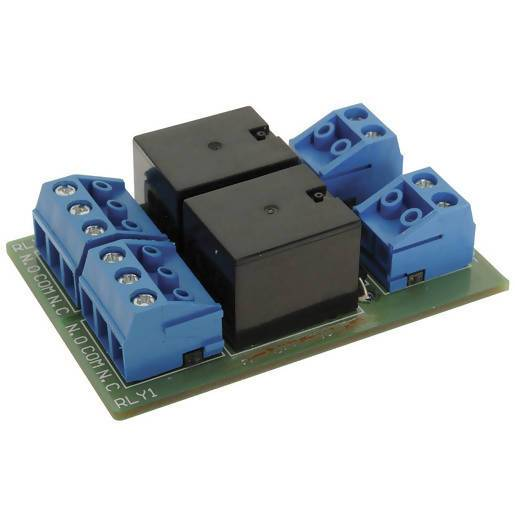 Alarm Relay Module 2 x 15A - Local Kiwi Deals