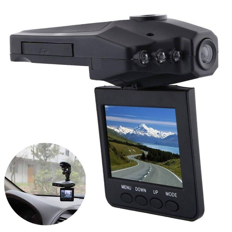 Dash Car Camera Recorder 2.5″ LCD - Local Kiwi Deals