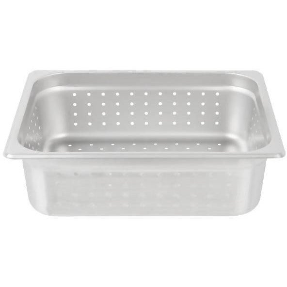 GASTRONORM PREFORATED DISH 1/2 100MM PAN/ TRAY - Local Kiwi Deals