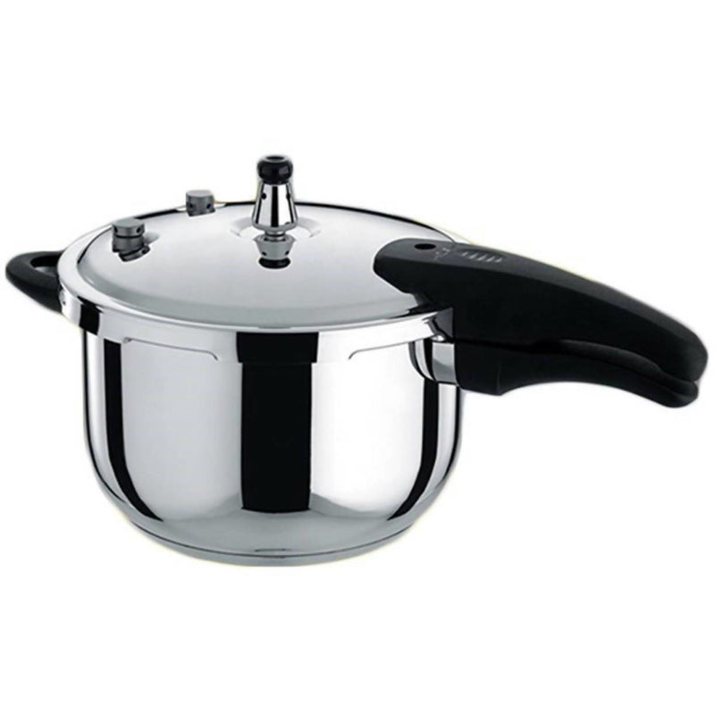 PRESSURE COOKER 10L HIGH QUALITY STAINLESS STEEL - Local Kiwi Deals