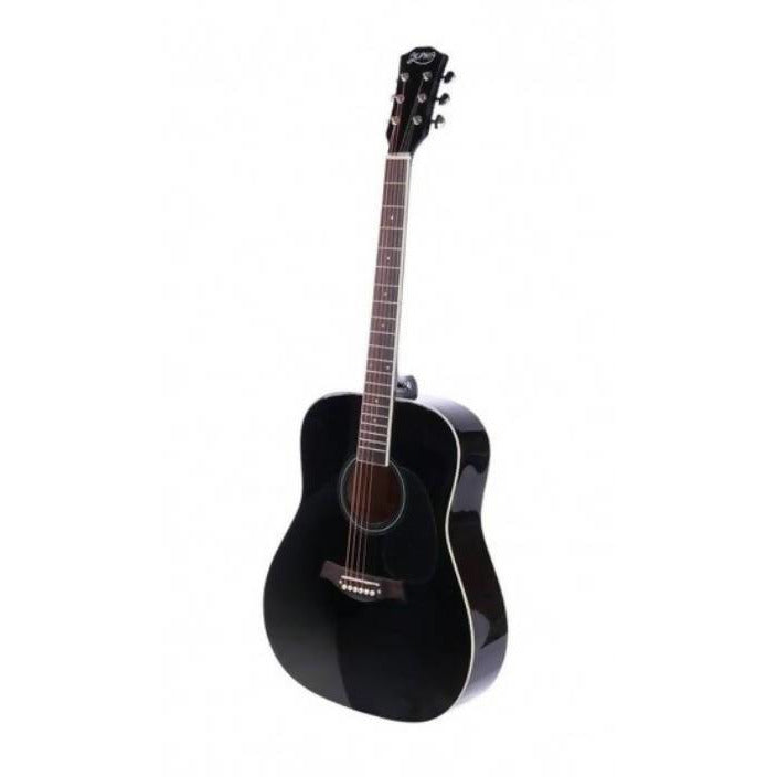 "Acoustic Guitar 41"" With Carry Bag BLACK - Local Kiwi Deals"