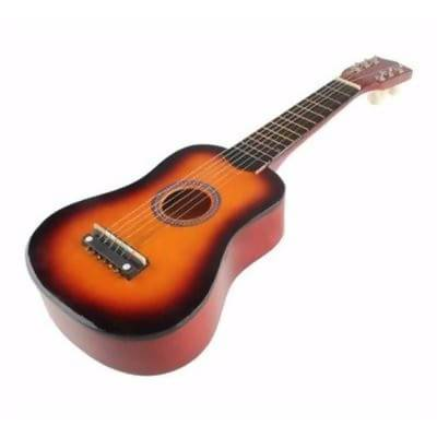 Acoustic Guitar 41 With Carry Bag SUNSET - Local Kiwi Deals