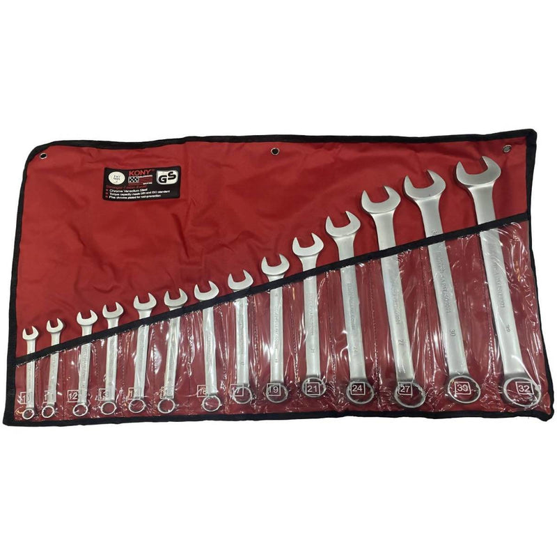 Spanner Set 14pc 10-32mm - Local Kiwi Deals