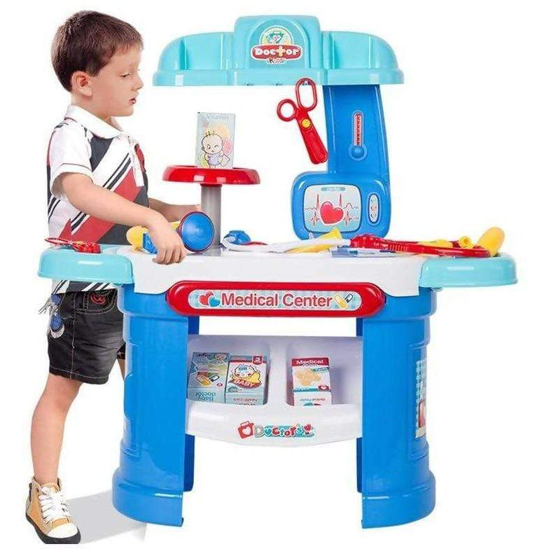 Doctor Play Set 25pcs - Local Kiwi Deals