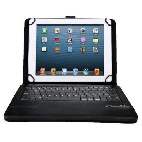 iPad 2/3/4 Detachable 2 in1 Keyboard Cover Wireless Bluetooth Stand Case Black - Local Kiwi Deals