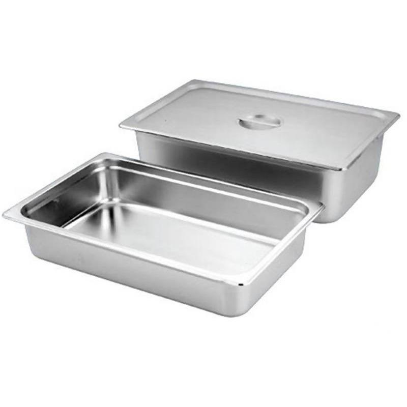 Stainless Steel Gastronorm Pan/Container 1/2 1mm - Local Kiwi Deals