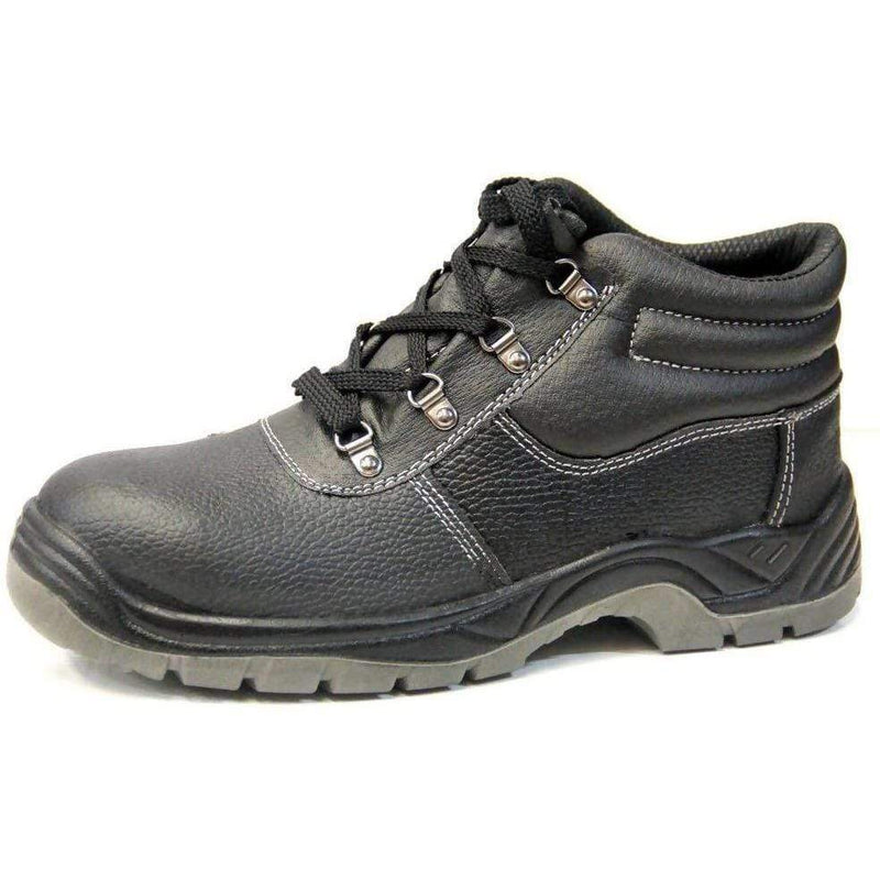 LACE UP SAFETY SHOES HEAVY DUTY - Local Kiwi Deals