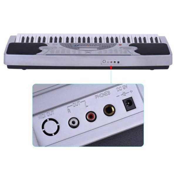Keyboard Piano 61-Key - Local Kiwi Deals