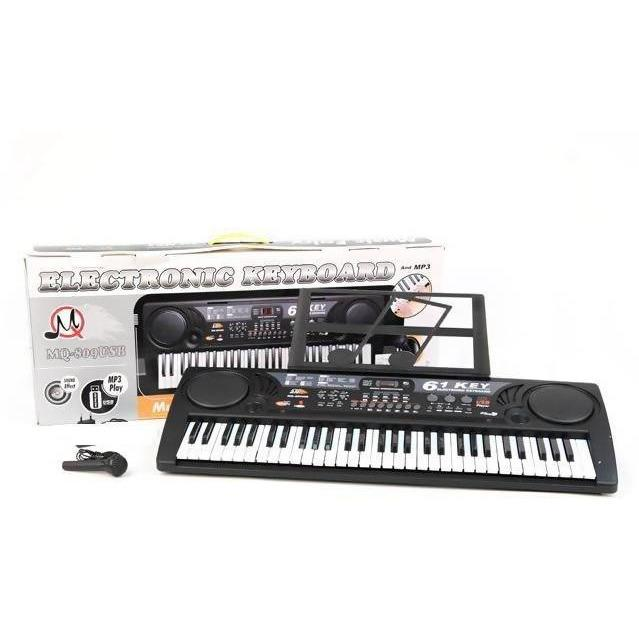 Keyboard Piano 61-Key with Microphone - Local Kiwi Deals