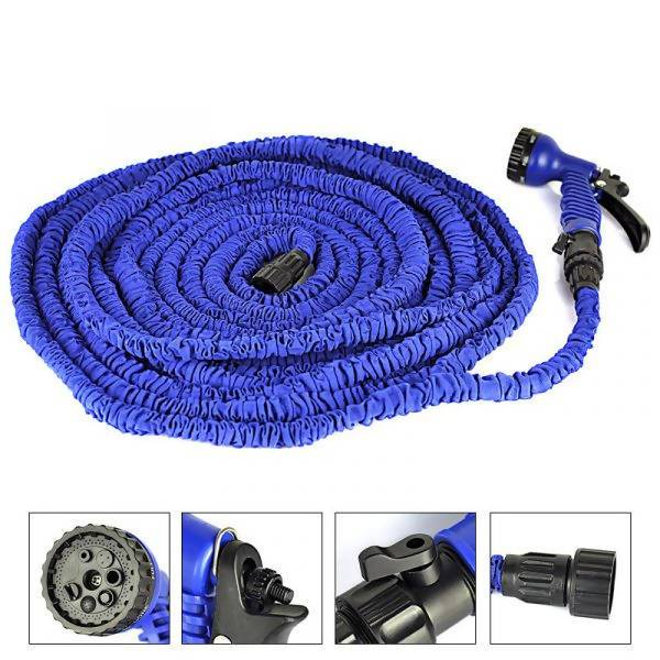 Expandable Flexible Garden Hose 75ft - Local Kiwi Deals