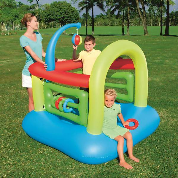Kiddie Play Center Bestway Inflatable - Local Kiwi Deals