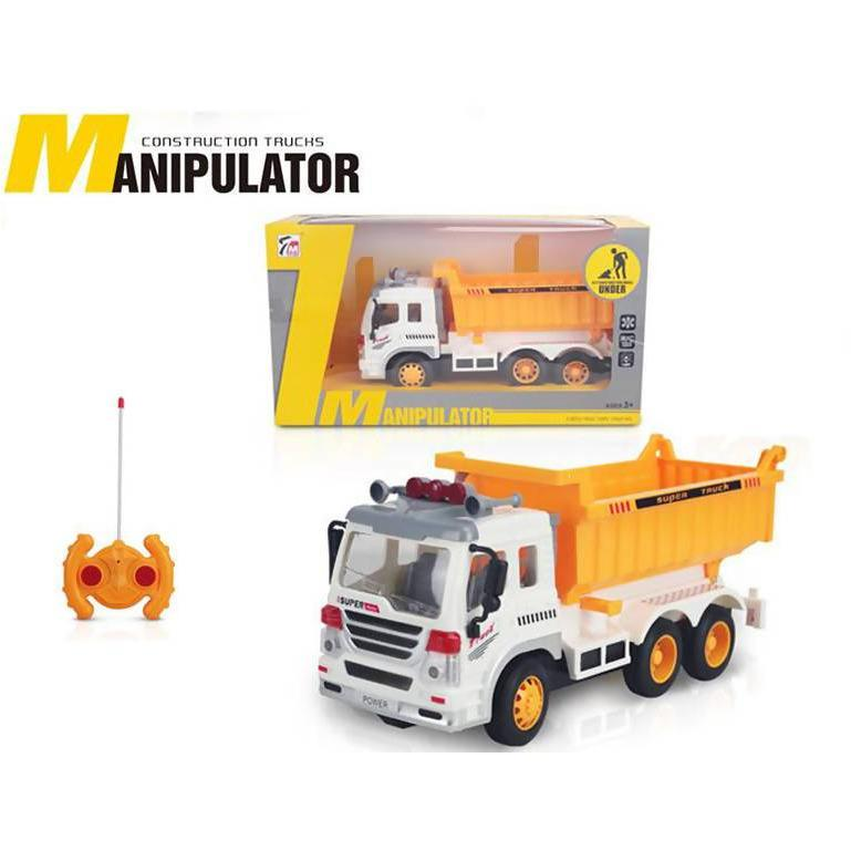 TIPPER TRUCK CONSTRUCTION VEHICLE - Local Kiwi Deals