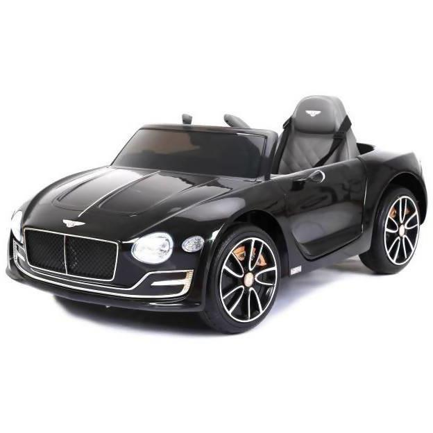 RIDE ON TOY CAR BENTLEY LICENSED NEW ARRIVAL BLACK - Local Kiwi Deals