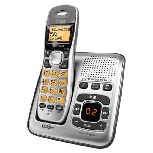 Uniden DECT1735 Cordless Phone with Answering Machine - Local Kiwi Deals