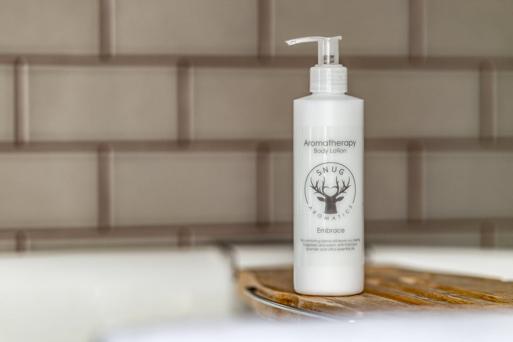 Aromatherapy Hand and Body Lotion - Embrace