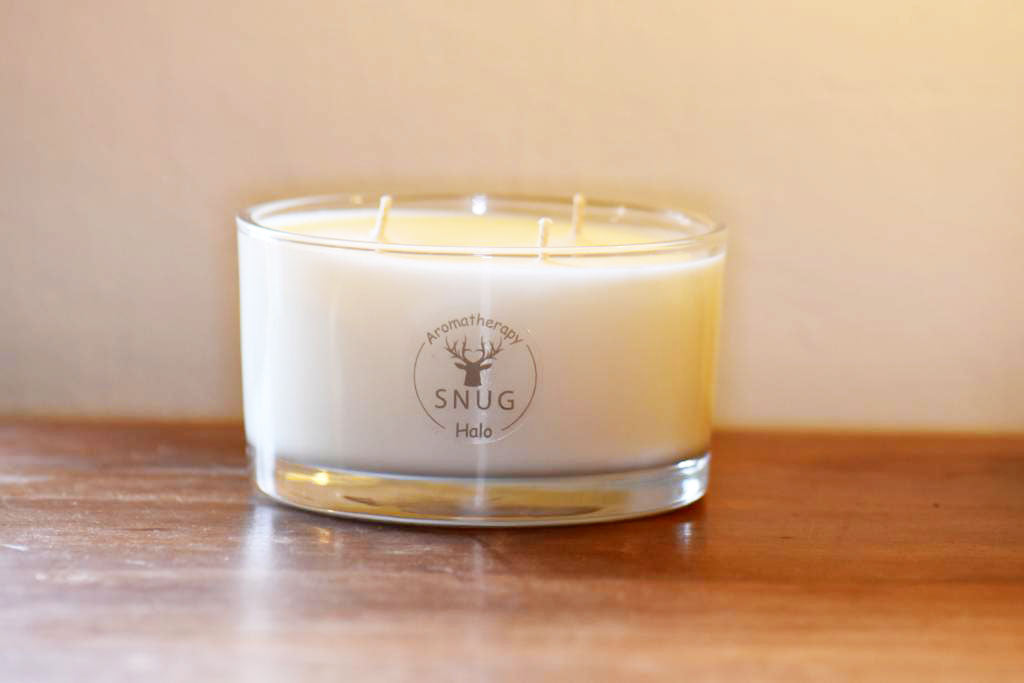 3 Wick Candle - Halo
