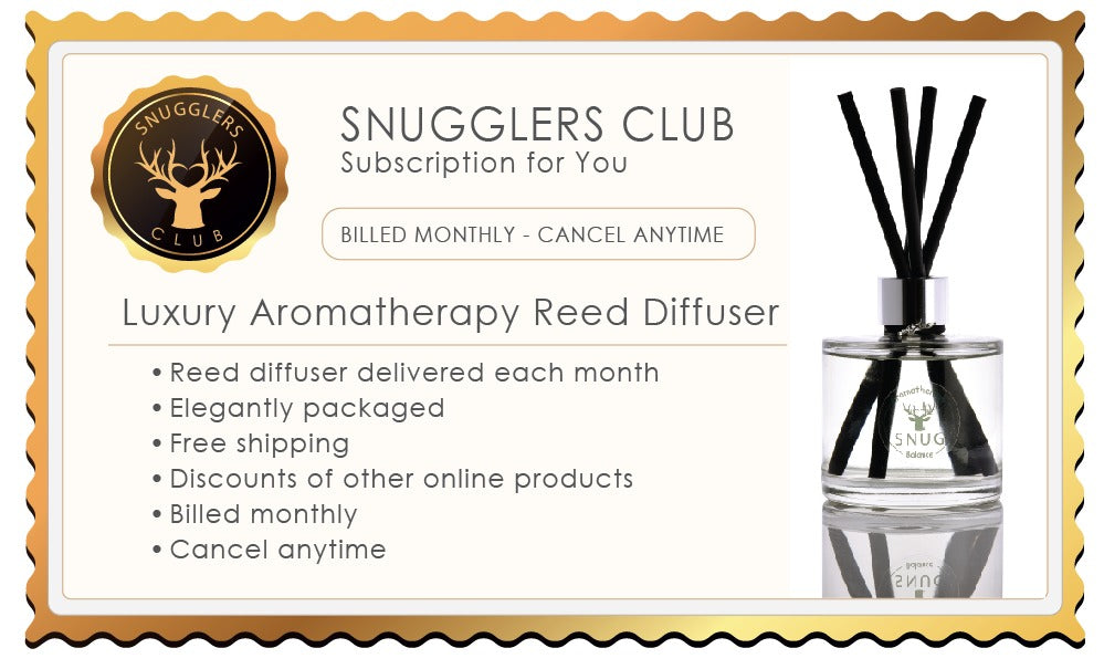 Reed Diffuser - Monthly Subscription for You