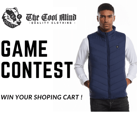 GAME CONTEST THE COOL MIND
