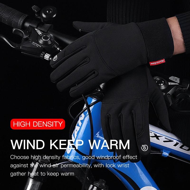Gants d'hiver Touch Screen - The Cool Mind
