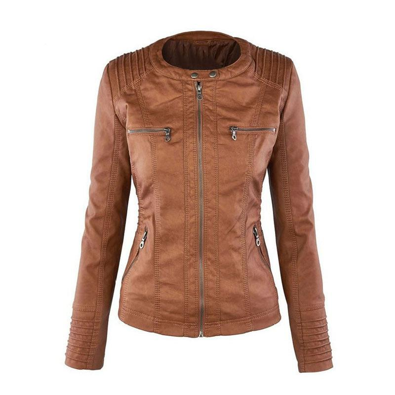 Veste Tendance Marron - The Cool Mind