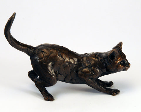 richard cooper bronze cat 2
