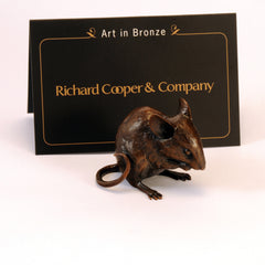 richard cooper bronze mouse 1