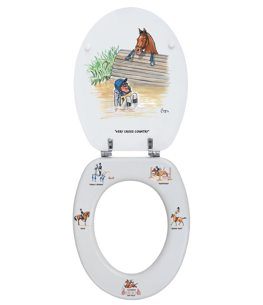 Equestrian - Bryn Parry - Toilet Seat - Coming Soon