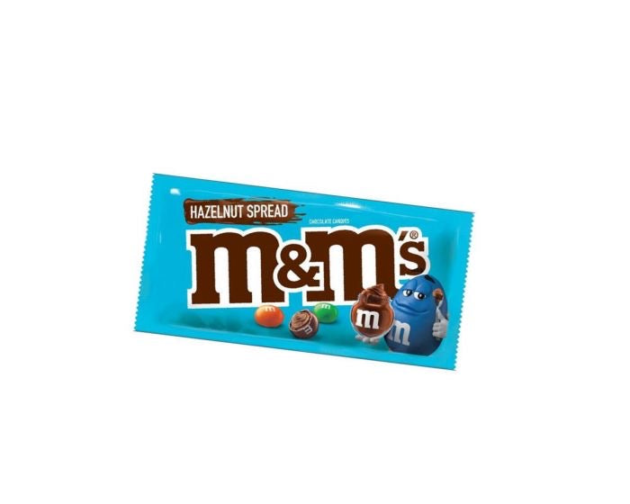 M&M Hazelnut Nutella