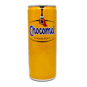 Chocomel Can