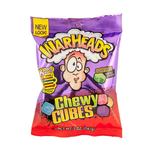 War heads chewy cubes
