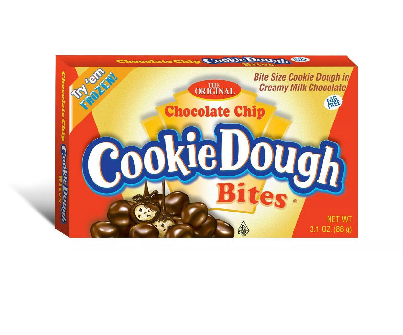 Cookie Dough Bites (All Flavours)