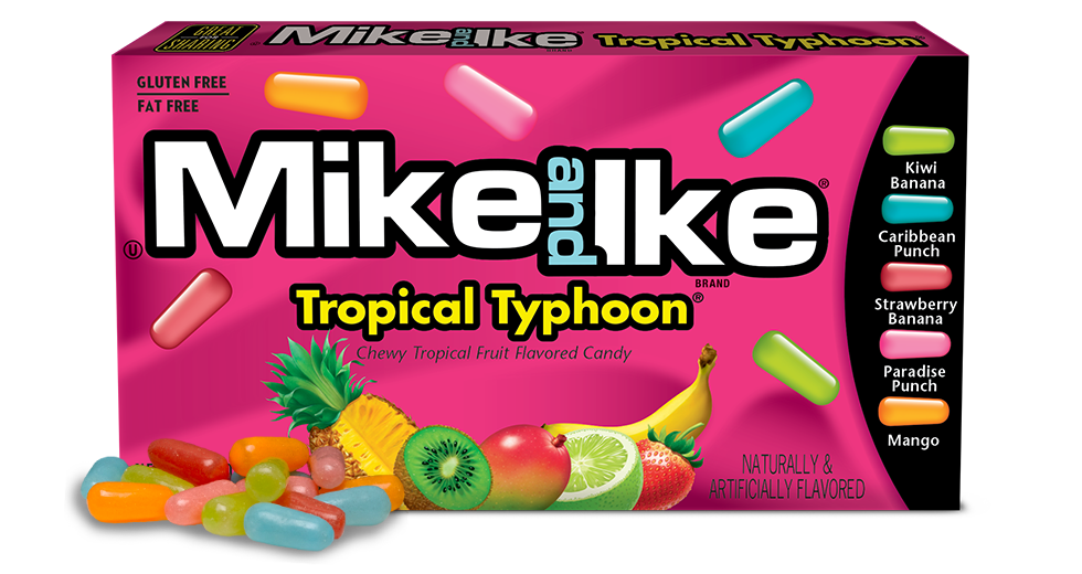 Mike & Ike Tropical Tycoon