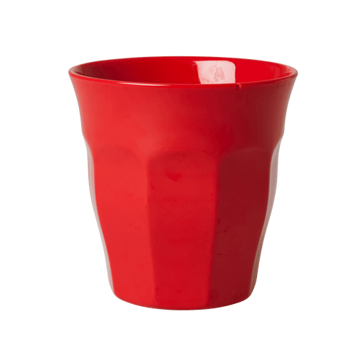 Medium Melamine Cup, Red - Gazebogifts