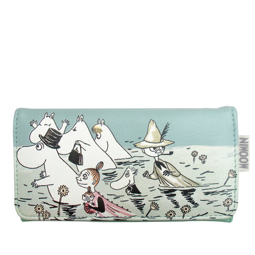 Moomin River Wallet - Gazebogifts