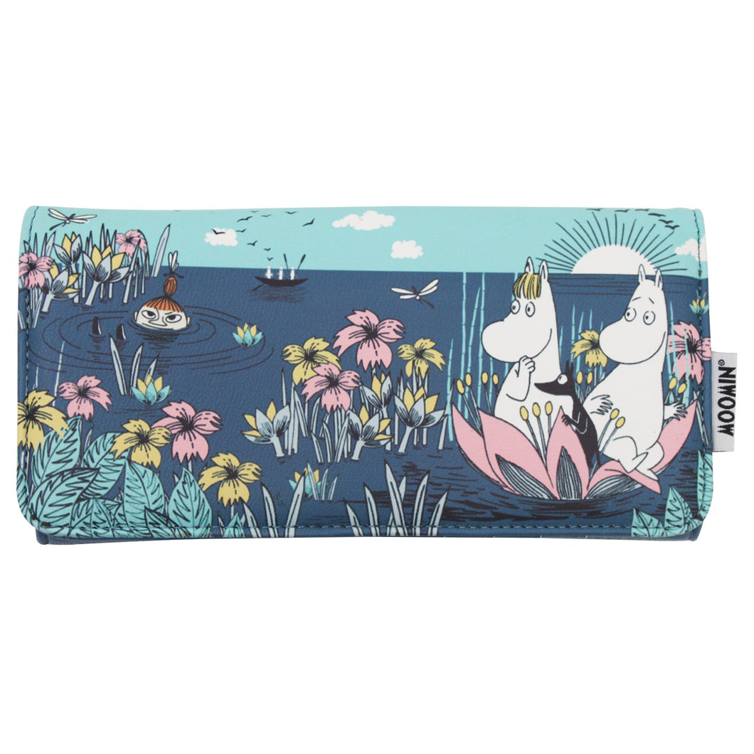Moomin Lotus Wallet - Gazebogifts