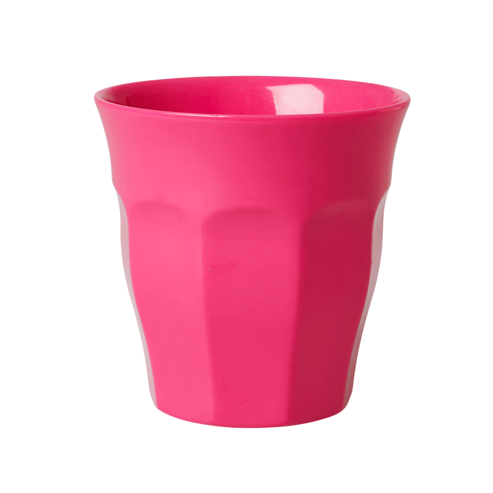Medium Melamine Cup, Fuchsia - Gazebogifts