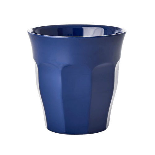 Medium Melamine Cup, Navy Blue - Gazebogifts