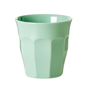 Medium Melamine Cup, Khaki