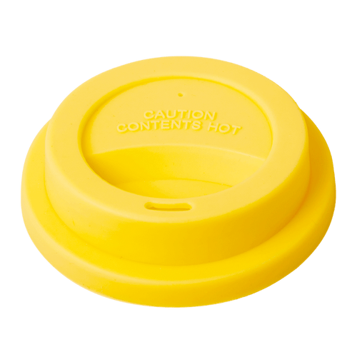 Silicone lid, yellow by Rice DK