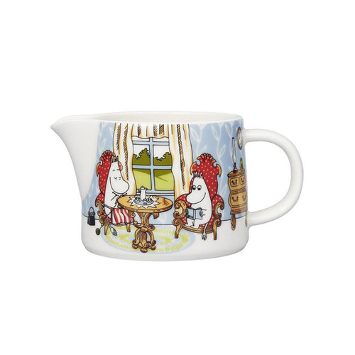 Moomin Jug, Afternoon in the Parlour - Gazebogifts