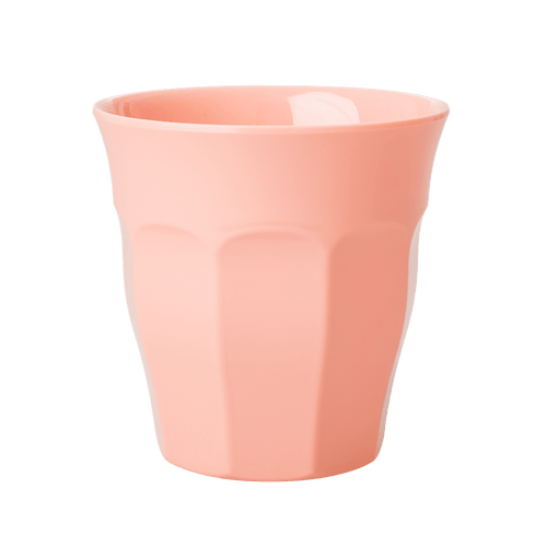 Medium Melamine Cup, Pastel Pink - Gazebogifts