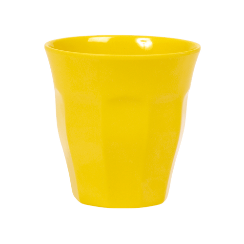 Medium Melamine Cup, Yellow - Gazebogifts