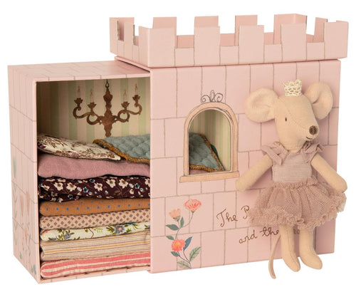 Princess and the Pea, Big Sister Mouse - Gazebogifts